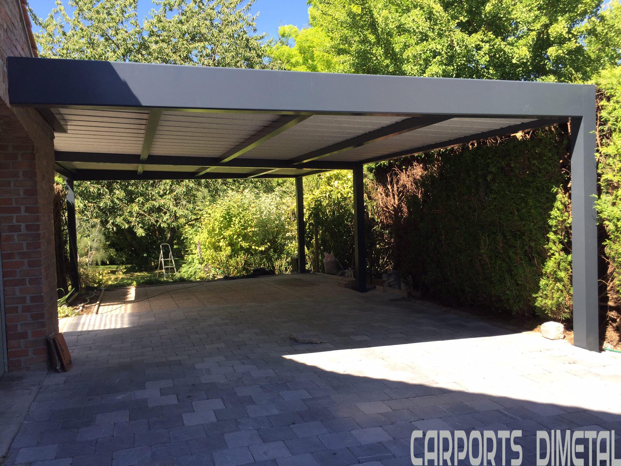Car Garage Plans Carport Aluminium Tori Portails